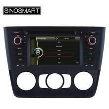Keep car original style user interface car DVD GPS for BMW E81/E82/E88 1 Series with Manual AC 800HMz CPU 256M DDR RAM(Hong Kong)