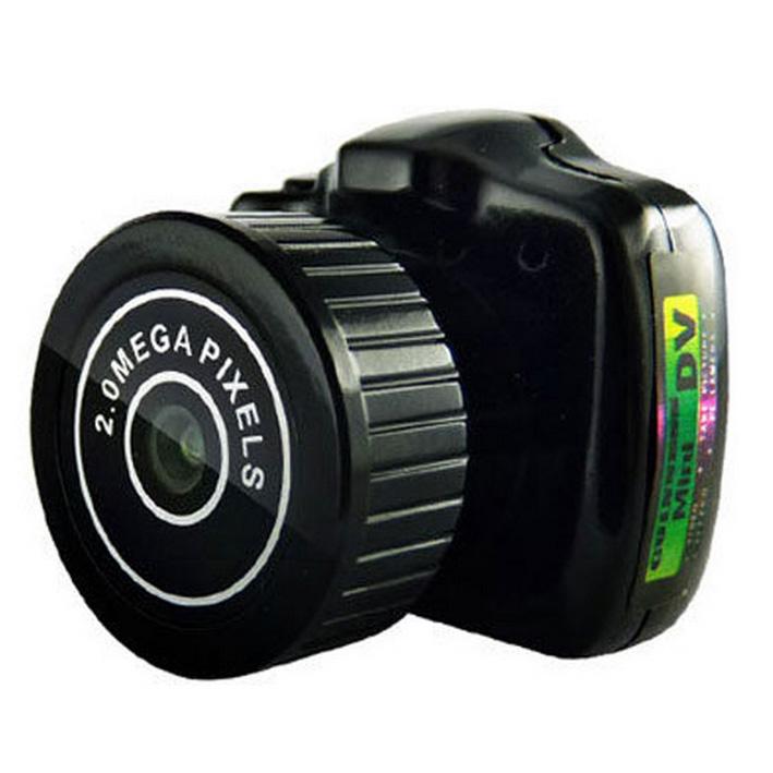 A22 Mini Smallest Camera Camcorder Video Recorder DVR Spy Hidden Pinhole Web cam T1575 T15(China (Mainland))