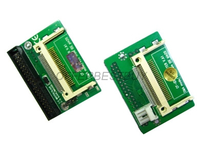 Dual CF Card 40-pin Male to IDE Adapter(China (Mainland))