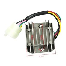 Wire Voltage Regulator Rectifier For ATV Quad Bikes GY6 125cc 150cc Scooter