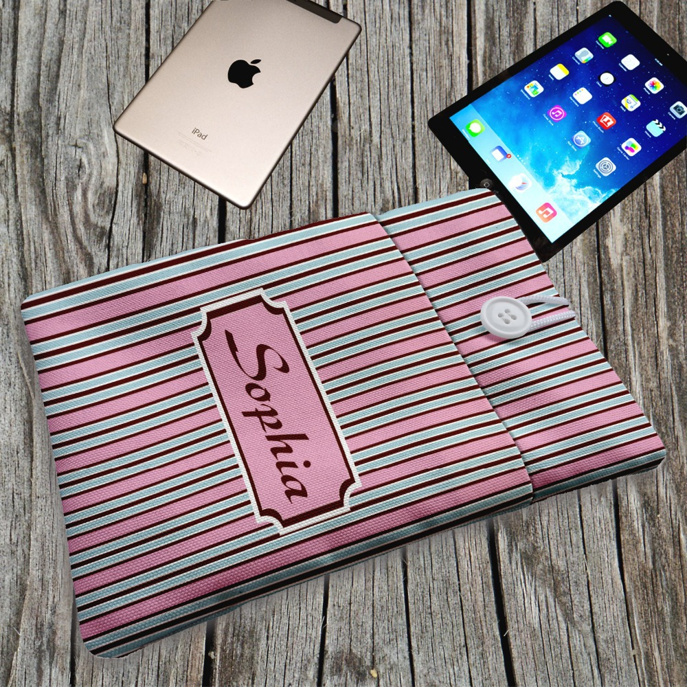 Personalized Laptop Sleeve,Computer Case, Cover , Microsoft Surface Case, Sleeve Case, Custom Size Padded with Pocket(China (Mainland))