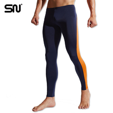 SN Fashion breathable underwear men Long Johns Outdoor Sports pants quick drying pants Gym Clothing Y30(China (Mainland))