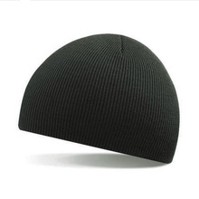 2015 New Fashion Knitted Beanie Hat Winter Warm Wooly Unisex Top 6 Colors Mens Ladies Ski Skull Cap 6 Colors Free Shipping(China (Mainland))