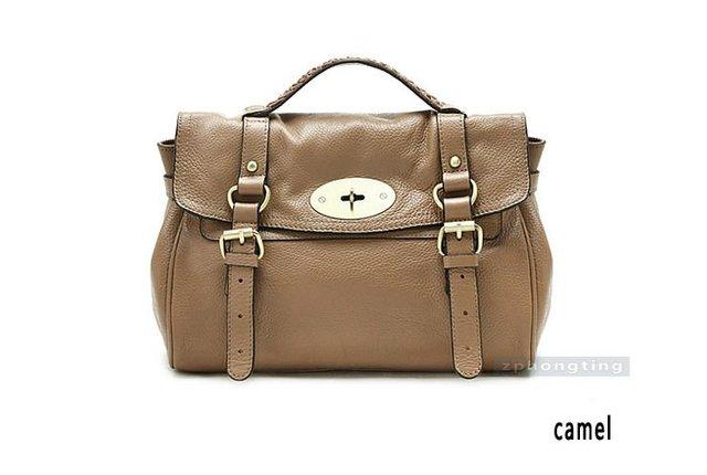 2011 DUDU lady's genuine leather handbag messenger tote bag free shipping hot selling 10 color leather bag