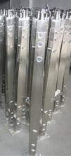 customization stainless steel(304 201) AL-MG copper railing stair armrest stairs(China (Mainland))