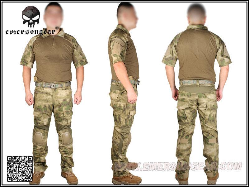 emes military uniform navy seals combat set summer edition