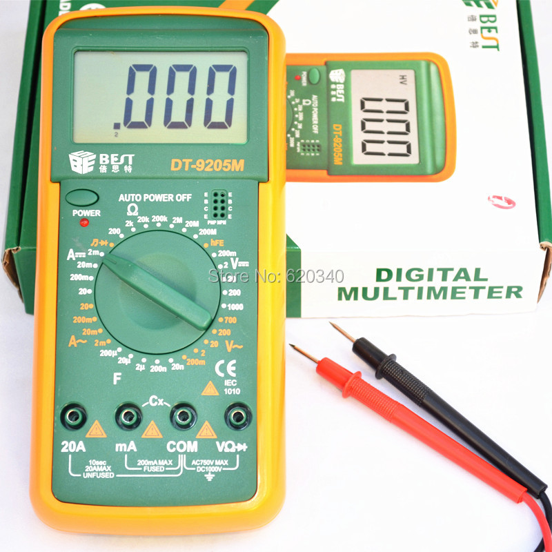 Best Multimeter Household : Free shipping best m upgraded version wholesale