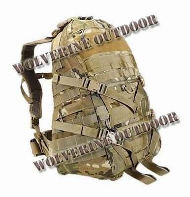 TAD EDC Style Backpack Tactical Molle Assault Multicam Camo 83024 (Outdoor Bag Military Backpack)