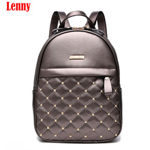 Buy 2017 Cost-effective Backpack New Arrival Women Shoulder Bag Girls Fashion Schoolbag High Women Backpack WN 39 for $21.39 in AliExpress store