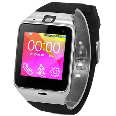 A18 Bluetooth SmartWatch Fashionable New-Released High Quality Single SIM Phone With Dialer Camera NFC Sleep Monitor Smart Watch(China (Mainland))