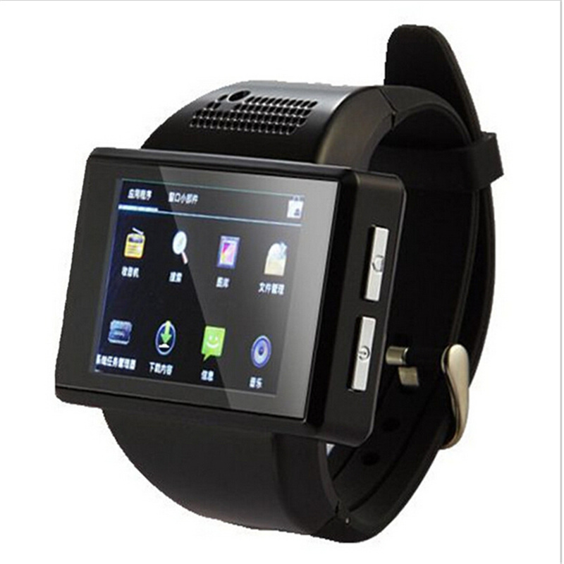 2016 Smart Watch AN1 Smart Watch WIFI Android Mobile Watch Phone Touch Screen Camera Bluetooth WIFI GPS Single SIM Phone PK Gear(China (Mainland))
