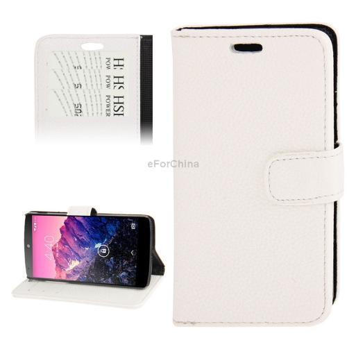 Free Shipping Horizontal Flip Cell Phone Leather Case with
