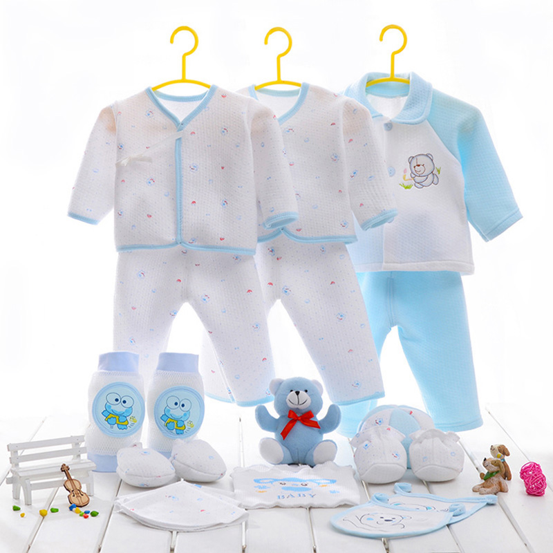Long Lint Cotton Fashion And Cute clothes baby boy O-Neck Stripe Type 3 Set Suits Newborn Baby Clothing Set Free Shipping<br><br>Aliexpress