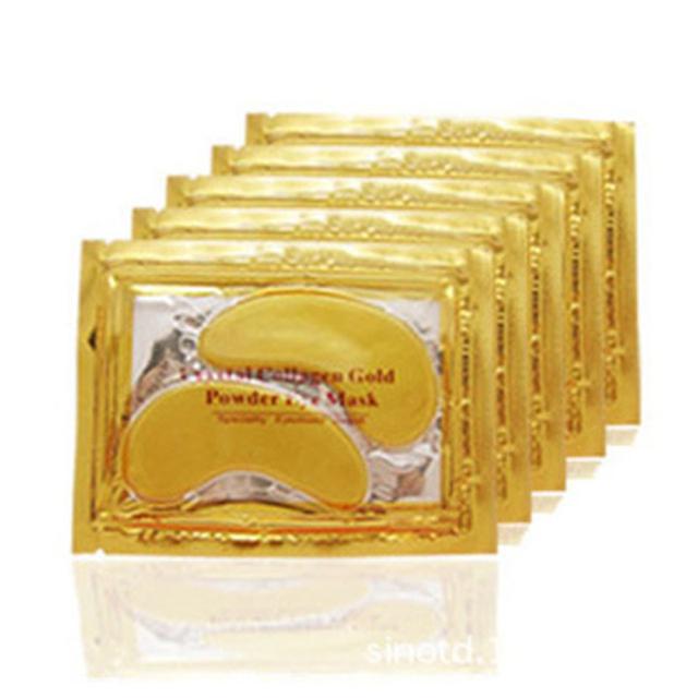 Высокое качество золотой кристалл коллагена маска для горячая распродажа глазных повязок 20 шт. = 10 упак.