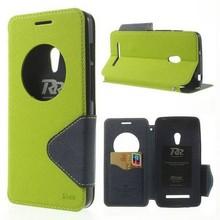 2016 Korea ROAR Open Window Display Leather Case Asus Zenfone 5 Diary Flip PU Cover Card Storage Stand Zenfone5 - Karen Co.,Ltd store