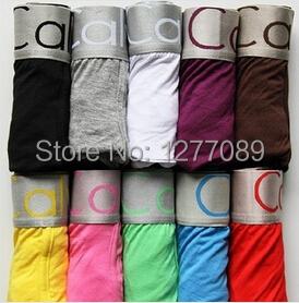 6pcs/lot Fashion modal Cueca trunk Men's boxers shorts underwear men boxer underpants Boxing day sale(China (Mainland))