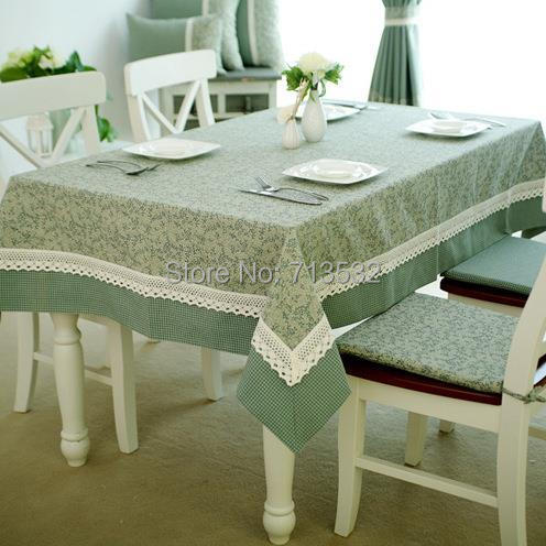 table cover pillow hometextile lace tablecloth end table cloth kitchen dining table cloth party tablecloth free shipping YYJ1225(China (Mainland))