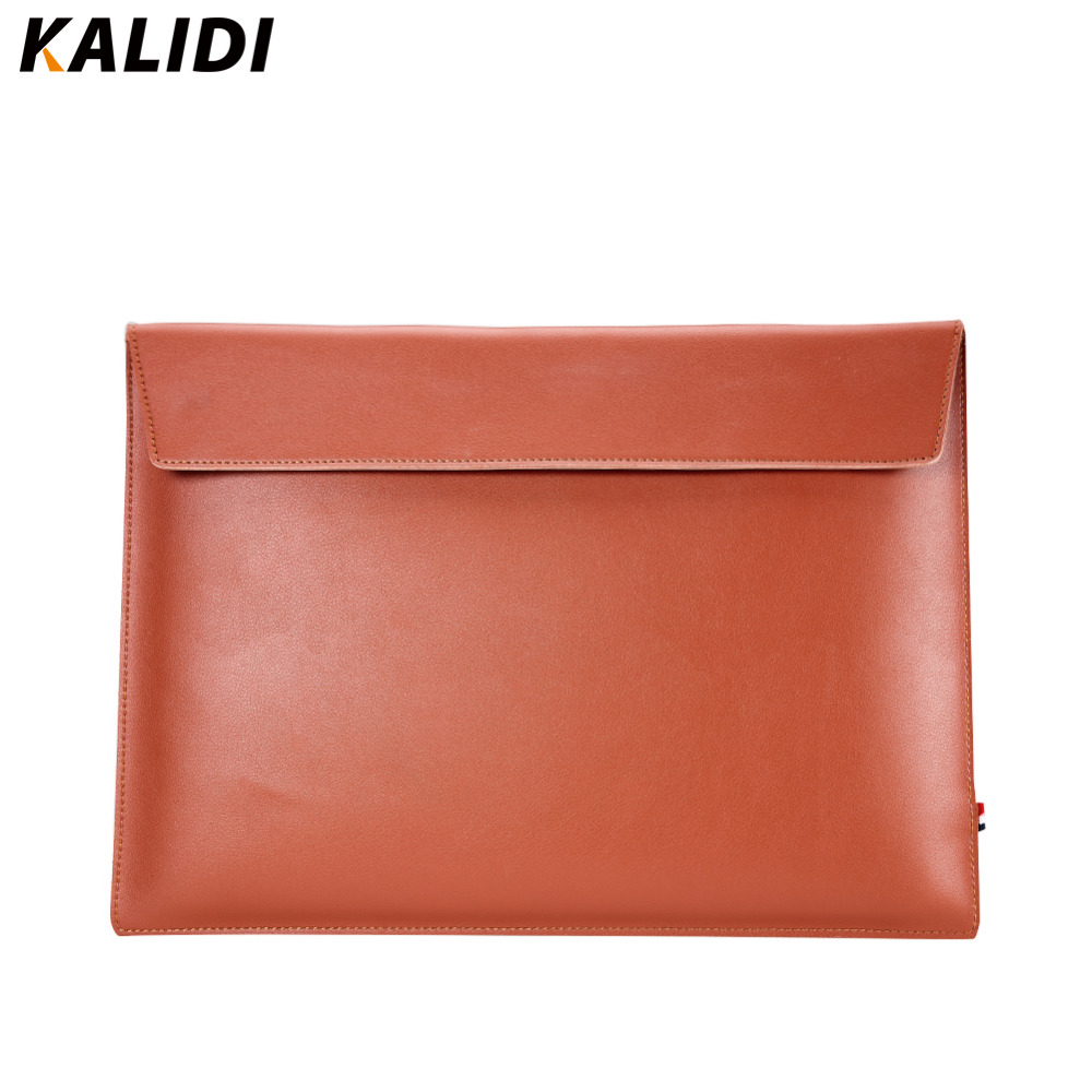 """KALIDI Ultrathin Eco-friendly Microfiber Laptop Sleeve Notebook Case Computer Cover Envelope Bag for 12"""" Surface Pro 3 / Pro 4(China (Mainland))"""
