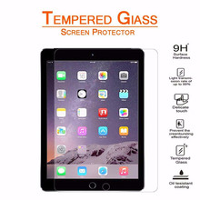 100pcs 0.3mm 9H explosion proof premium tempered glass screen protector for apple IPAD mini 4 protective glass film