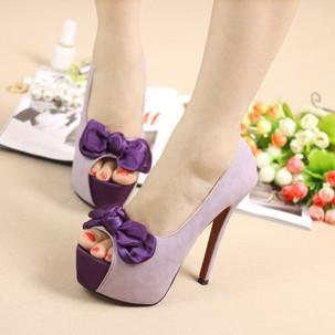 Ladies Spring Shoes Wwomen Pumps Womens High Heels Red Sole Heel Satin Ivory Bottoms Women - Sofia ' store