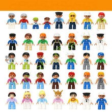 Single sale minifigures play house maul building block sets collection gift toys family action figures Large particle toy doll