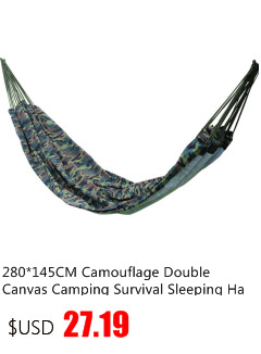 Essential Can Hold 200kg OutDoor Camping Hiking Hammock Hanging Belt Hammock Strap Rope with Metal Buckle Load Bind Rope