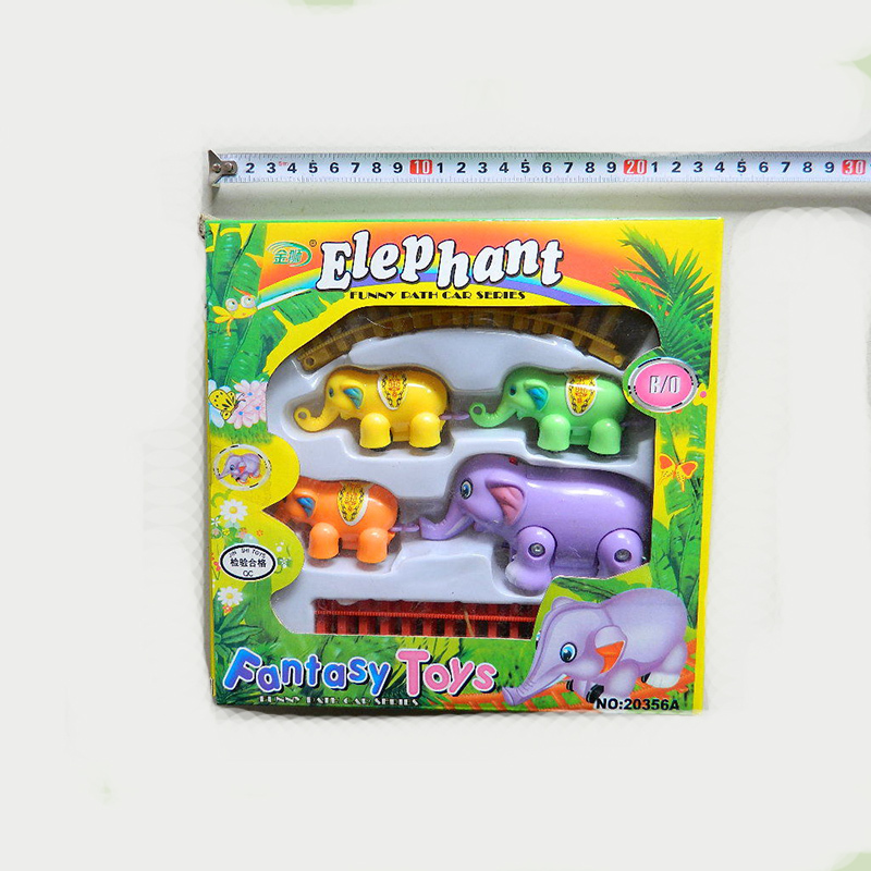 Educational Baby Toys Puzzle Electrical Elephant Train Slot Pathway Children Assembling Toy Set(China (Mainland))