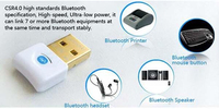 USB беспроводной bluetooth 4.0 адаптер адаптер аудио передатчик xp vista win7/8