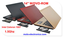 14inch laptop ultrabook notebook computer 4GB DDR3 500GB USB 3.0 intel J1800 2.41Ghz WIFI HDMI webcam