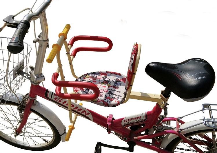 Своими руками детское сиденье на велосипед 15