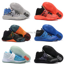 free shipping Hot sale new kyrie irving 2 men shoes size us 8~12(China (Mainland))