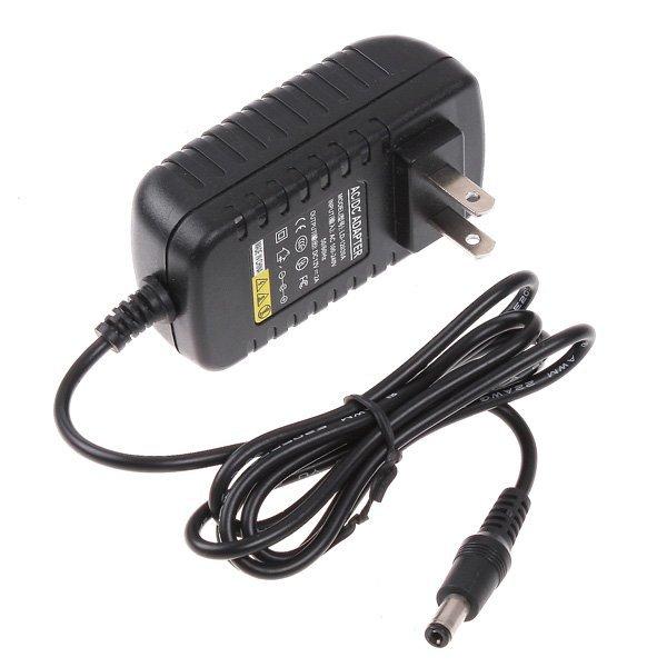 AC 100 240V to DC 12V 3A US EU AU UK Plug adapter charger Power Supply