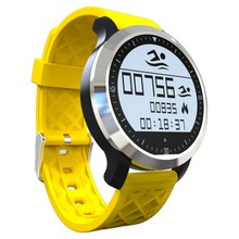 Sport Swimming Waterproof Bluetooth Smartwatch F69 Pulsometer font b Smart b font font b Watches b