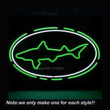 Dogfish Head Neon Light Sign Decorate Real Glass Tube Neon Bulbs Recreation Room Garage Neon Sign Pub Store Display 17x14(China (Mainland))
