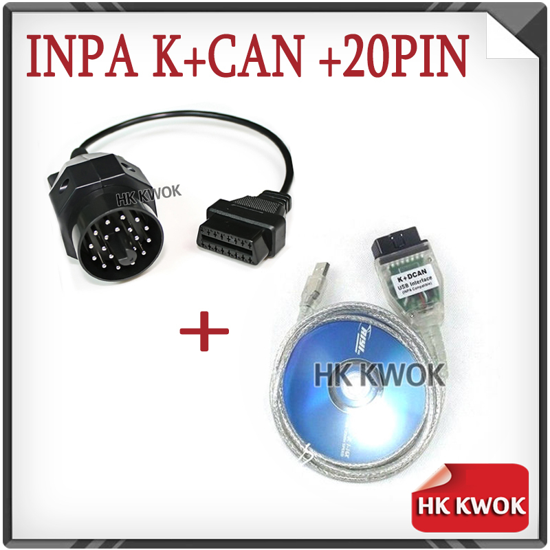Оборудование для диагностики авто и мото NONE 5pcs bmw USB OBD 2 II INPA k + k + DCAN USB 20/OBDII оборудование для диагностики авто и мото none 5pcs bmw usb obd 2 ii inpa k k dcan usb 20 obdii