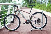 2015 Hot MTB 27-speed mountain bike aluminum hydraulic disc brakes bike free shipping 17/18 inch High(China (Mainland))
