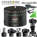 New SEVENOAK SK EBH01 Pro Electronic 360 Degree Swivel Panoramic Tripod Ball Head for DLSR Camera
