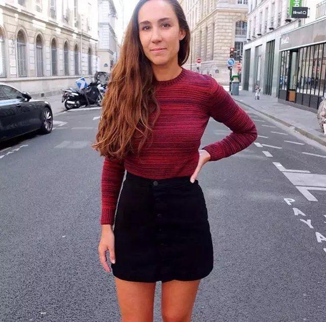 2T02 американский стиль вязаный короткий свитера для женщин зима теплая о-образным ...