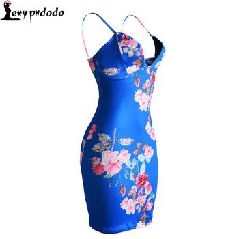 Pndodo Fashion Sexy Night Club Wear Dresses Women