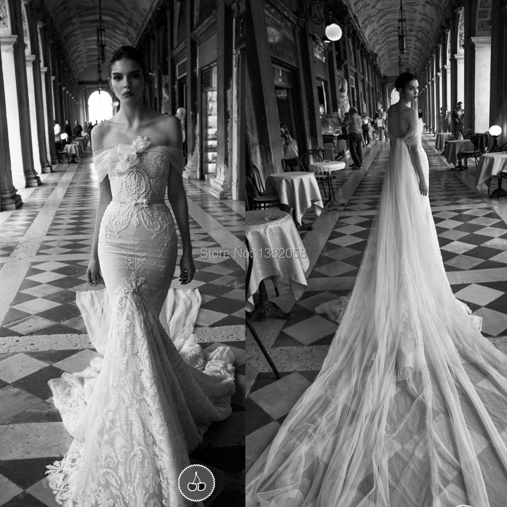 2015 vintage wedding dresses court train lace bridal gowns long train