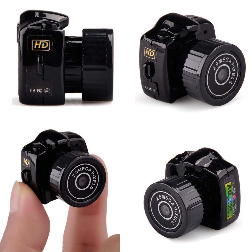 Гаджет  Hot Sale Portable Smallest 720P HD Webcam Mini Camera Video Recorder Camcorder DV DVR #4561 None Бытовая электроника