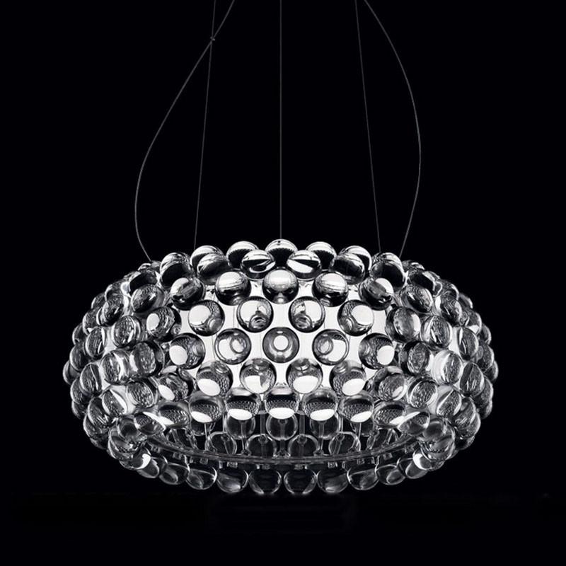 Купить Бесплатная доставка диаметр 50 высокое 19 мяч люстры комнатный дом кухня