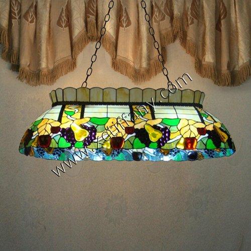 TIFFANY pendant light fashion personality fashion sink multicolour glass lighting ,free shopping(China (Mainland))
