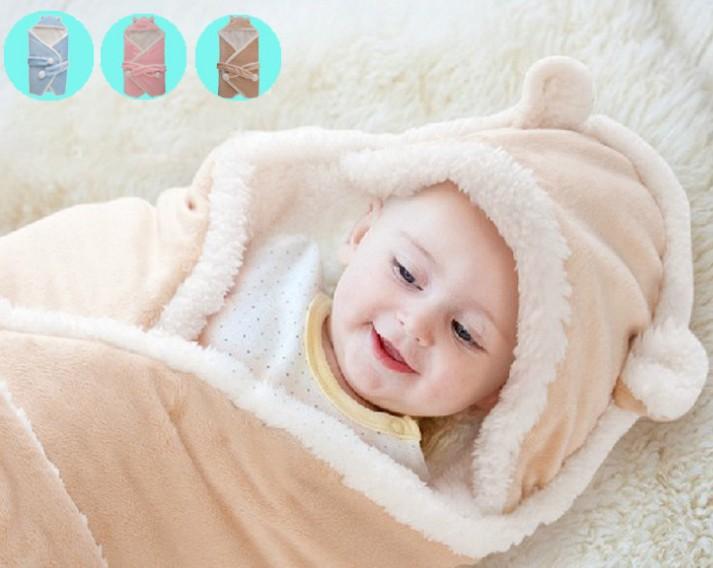 Retail 2014 Winter Spring Warm Sleeping Bag Envelope Style Infant Sleepsacks Children Girls Boys Wear - Just Me store