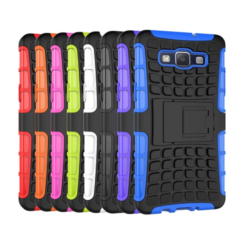 2015 Tire Grain Anti-knock waterproof shockproof non-slip Mobile Phone Holder Samsung Galaxy A5 Case Back Cover - HK SEG TRADING CO., LIMITED store