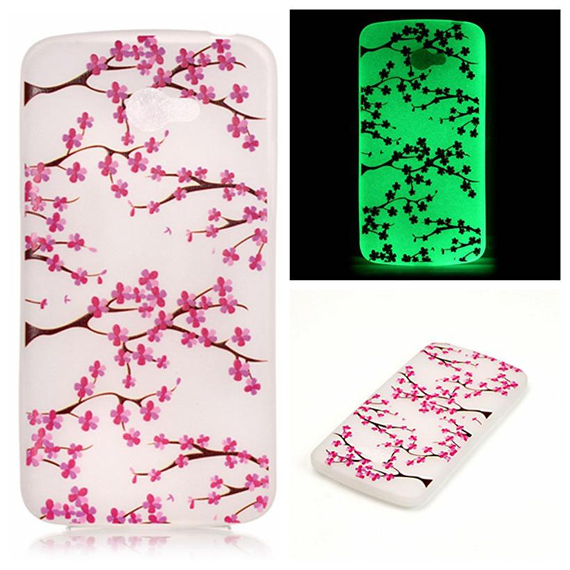 Soft Silicon TPU Luminous Mobile Phone Case Lenovo Vibe K5 K5 Plus Lemon 3 A6020 5'' Cover Bag Vibe K5 Plus Lemon 3 Hood