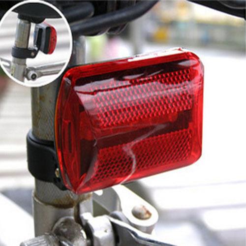 Hot Sales!,5LED mode Cycling Safety Bicycle Rear Lamp, waterproof Bike Laser Tail Light Warning Lamp Flashing X0370(China (Mainland))