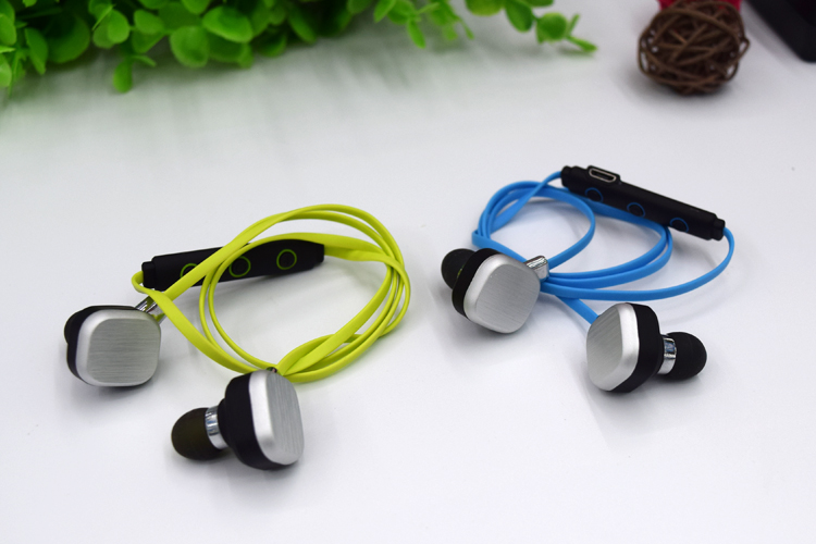 New stereo headphones headset Bluetooth  S90 V4.1 Sports&Sweat-proof In-ear earbuds wireless earphones built-in Mic