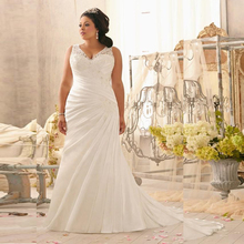 Buy Cheap Plus Size Wedding Dresses Lace Wedding Dress 2017 Vestidos De Noiva Backless Lace Spaghetti Straps Sexy VNeck Bridal Gowns for $182.68 in AliExpress store