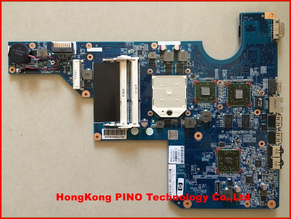597673-001 for HP G62 G42 CQ62 notebook motherboard system main board 100% tested working(China (Mainland))